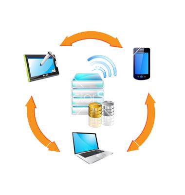 Data transfer vector by pkdinkar.