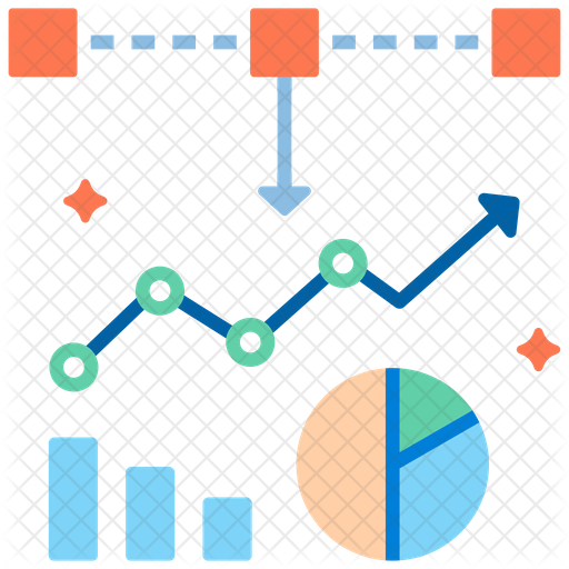 Data Visualization Icon.