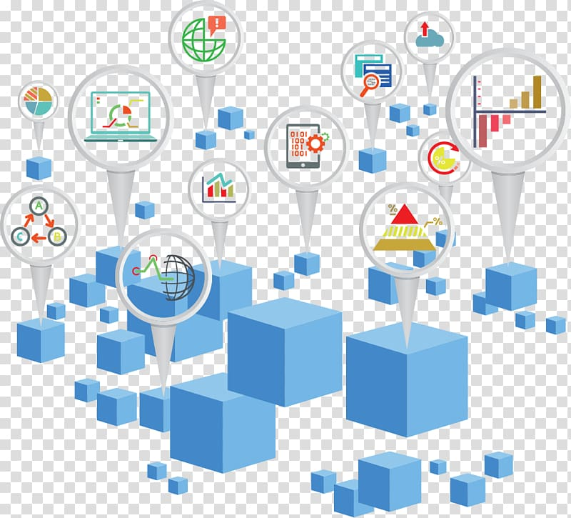Big data Data visualization Business Internet of Things, digital.