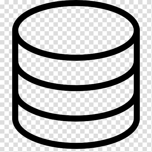 Database Scalable Graphics Icon, Database Icons transparent.