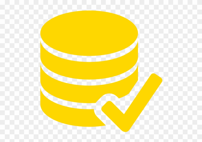 Database Icon Png White.