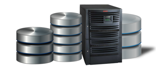 Database Computer Servers.