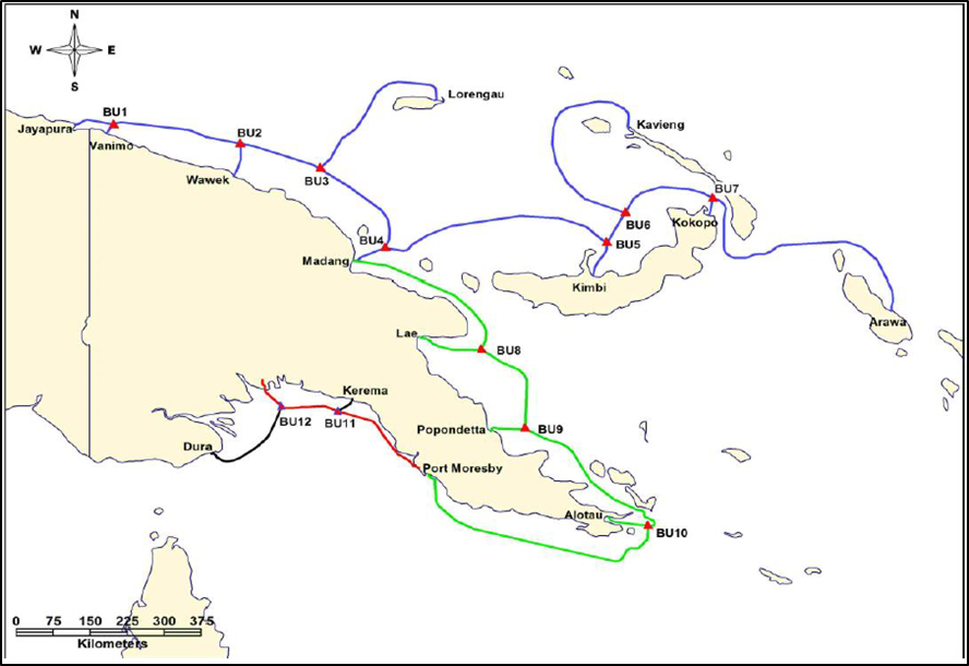 DataCo Completes Kumul Submarine Cable System 2.