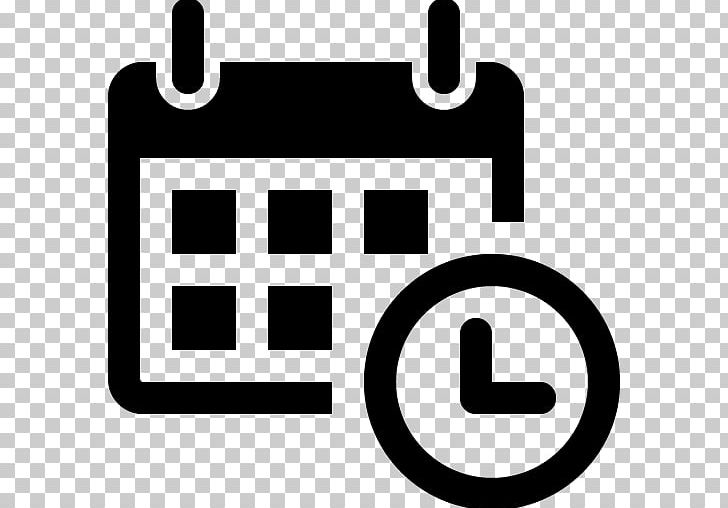 Calendar Time Icon PNG, Clipart, Area, Black And White.