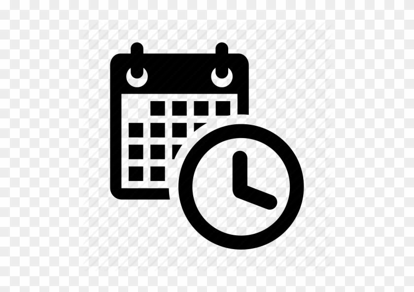 Date Clipart Time Schedule.