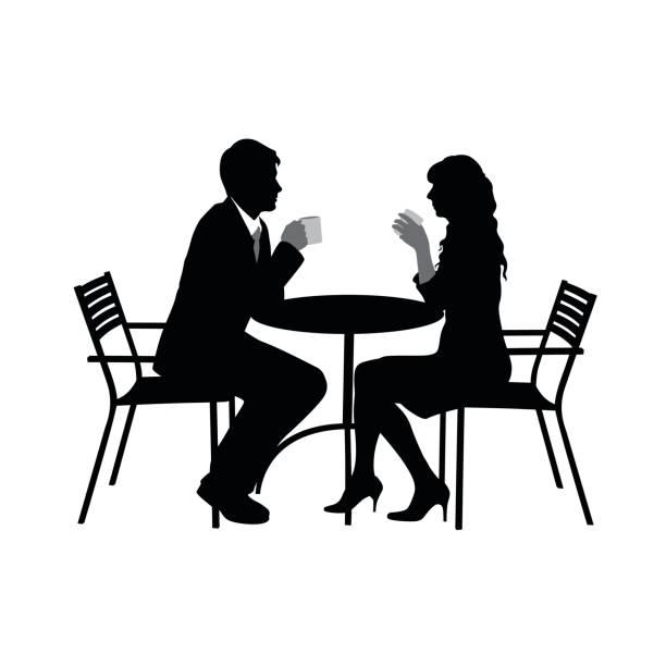 Best Blind Date Illustrations, Royalty.
