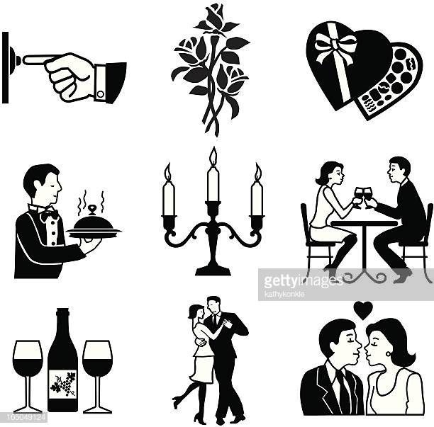 30 Top Date Night Stock Illustrations, Clip art, Cartoons, & Icons.