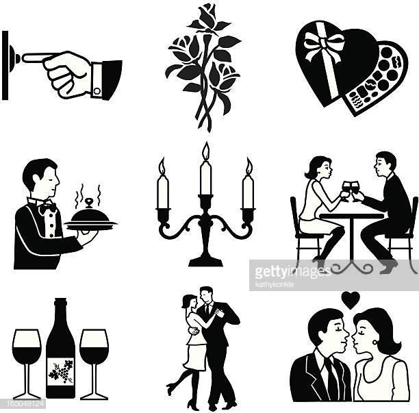 30 Top Date Night Stock Illustrations, Clip art, Cartoons, & Icons.