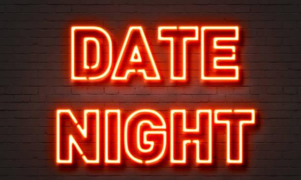 Best Date Night Illustrations, Royalty.