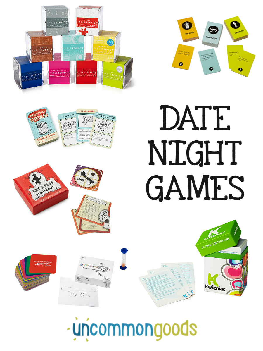 Running from the Law: Date Night Gift Package & Giveaway from.