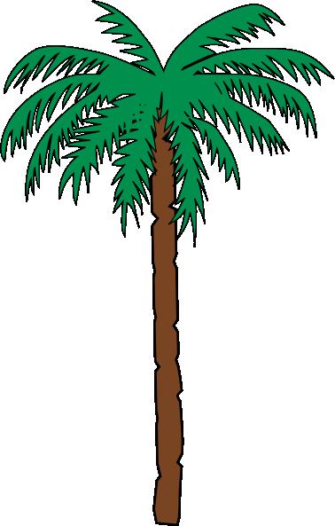 Date Palm Clip Art.