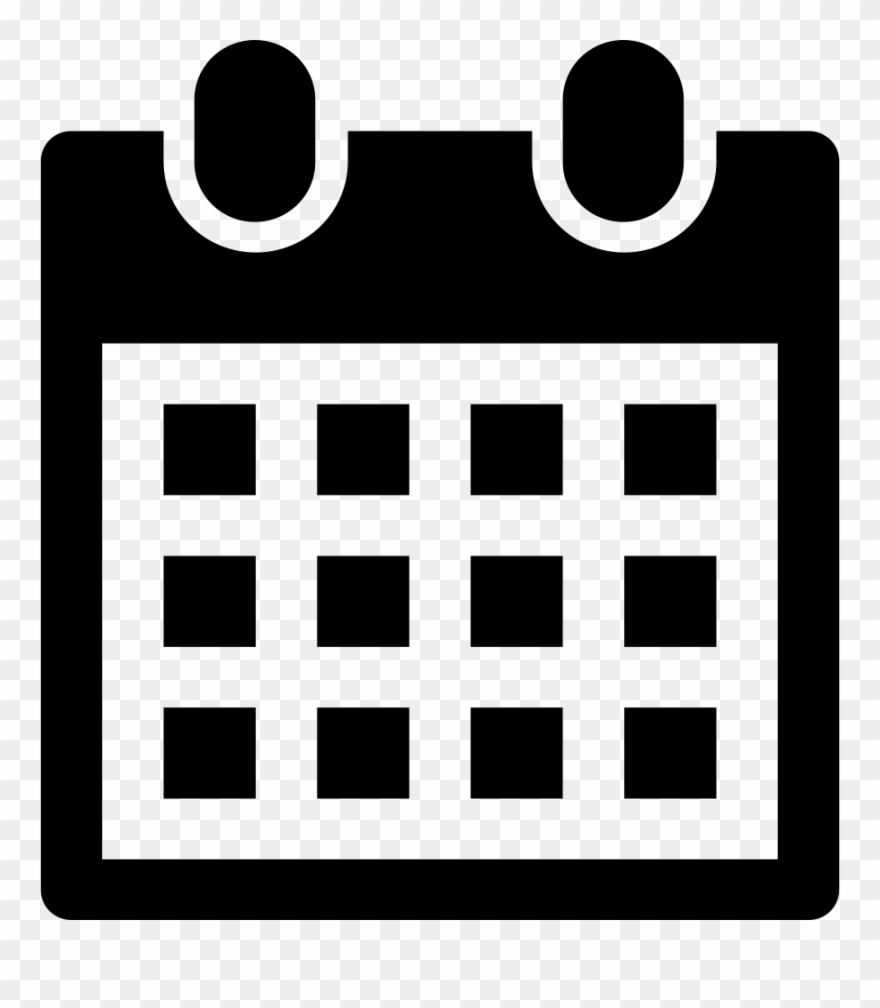 Graphic Transparent Library Schedule Png Icon Free.