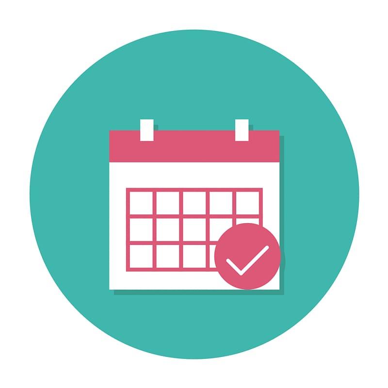 Calendar date Gregorian calendar, dates transparent background PNG.