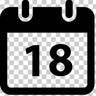 Computer Icons Calendar Date PNG, Clipart, Area, Black, Black And.