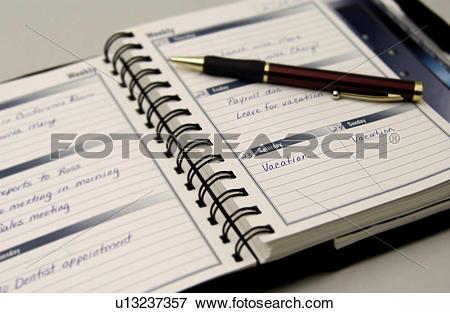 Picture of Datebook u13237357.