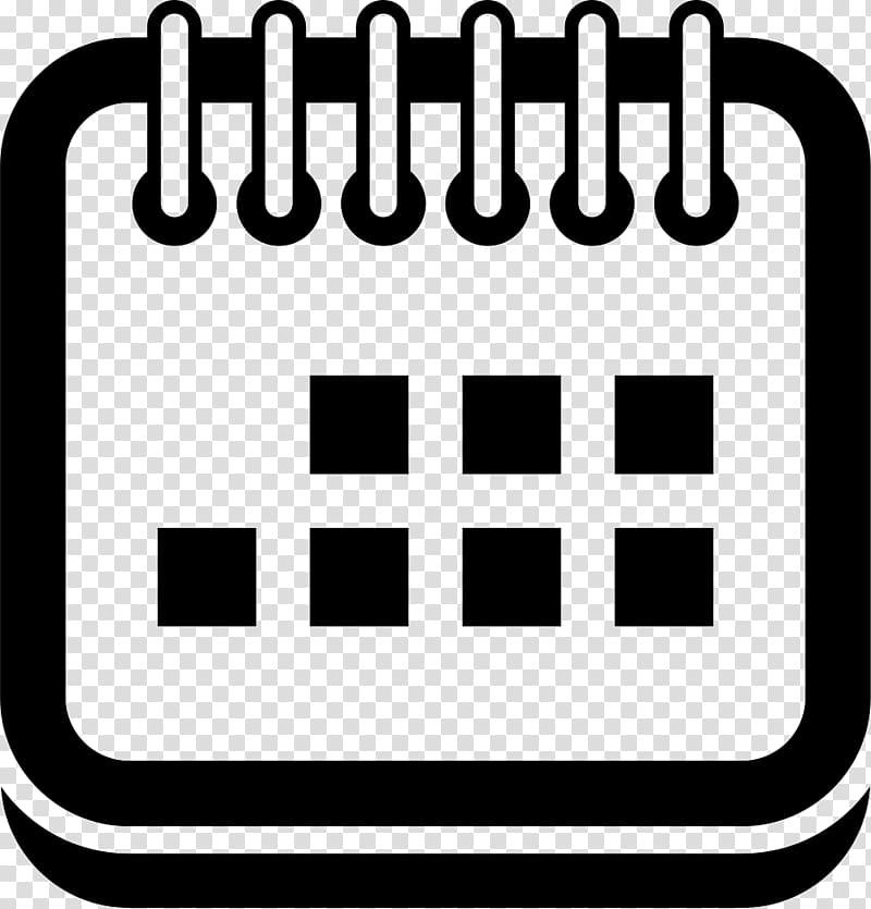 Calendar date Symbol Computer Icons , symbol transparent.