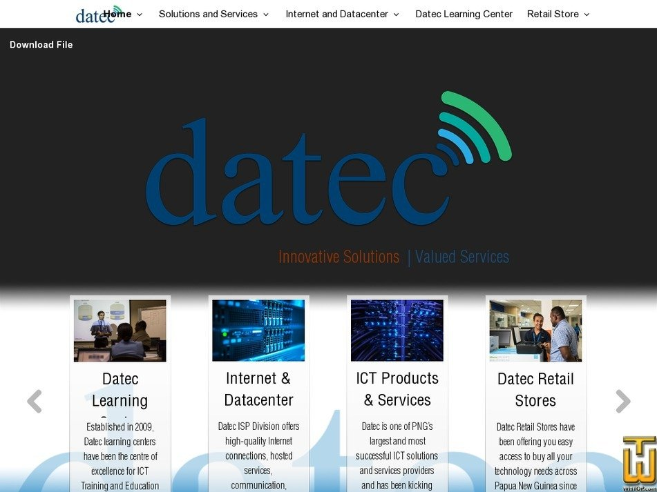 Datec.com.pg Review 2019. datec.com.pg host Papua New Guinea?.