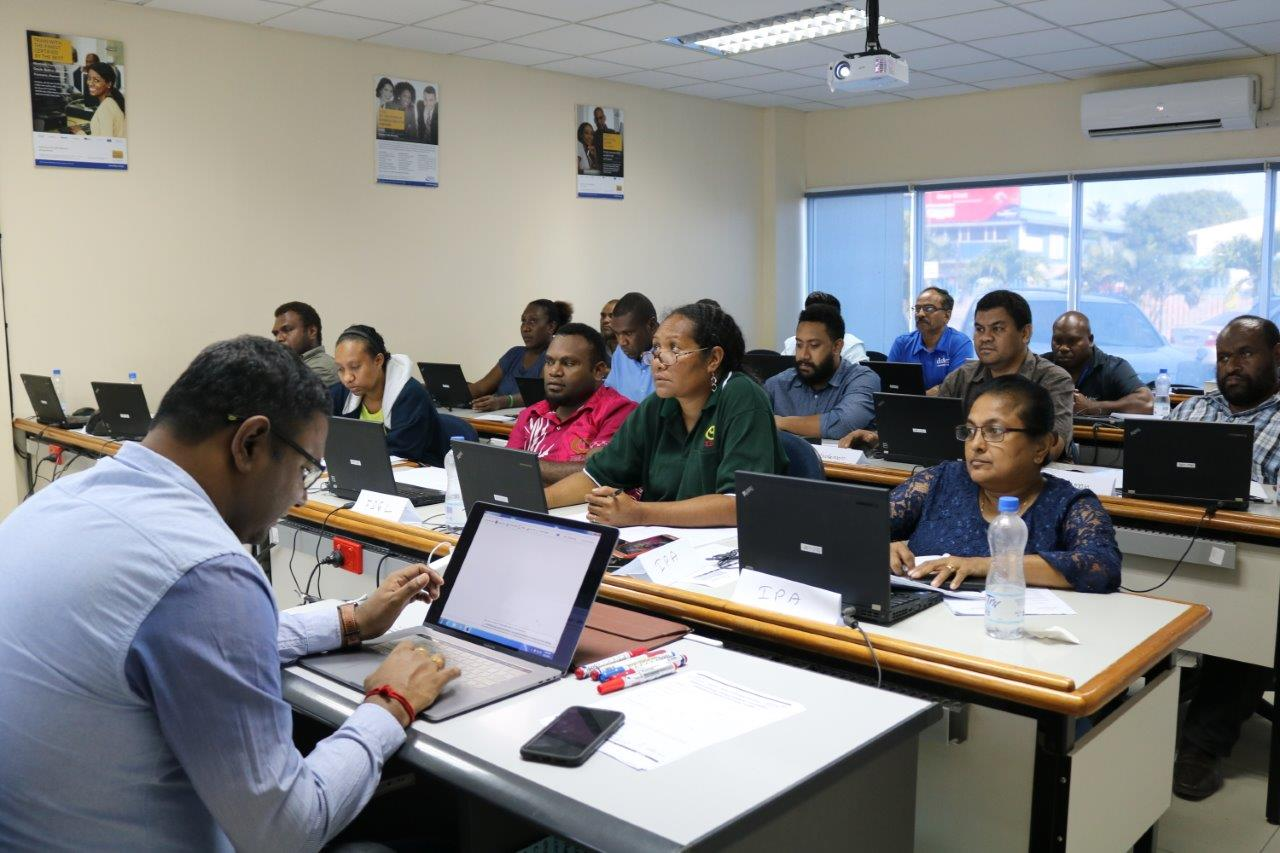Need for Cyber Security Training for PNG.