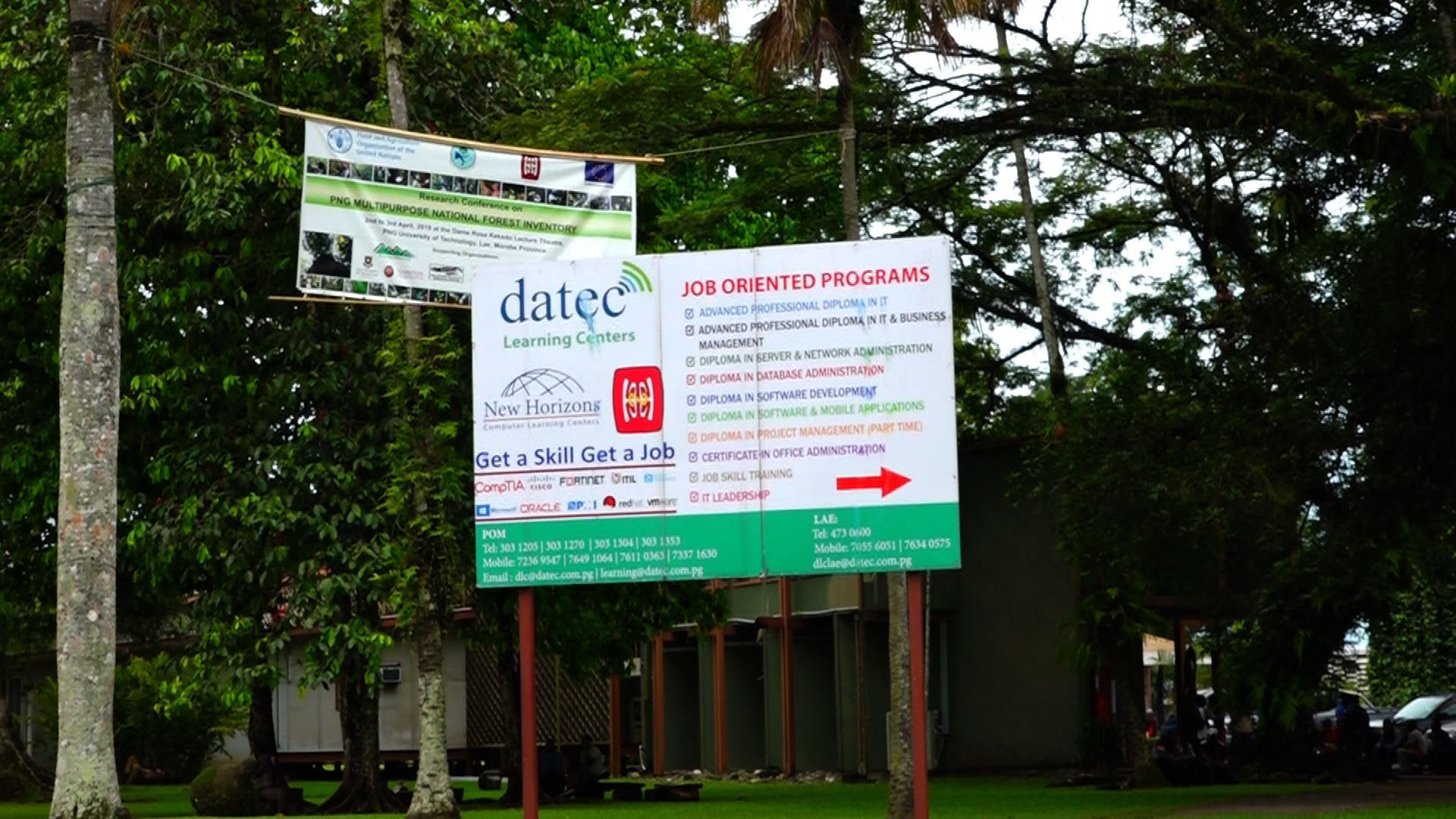 Datec Learning Center: Information Technology Education lacking in.