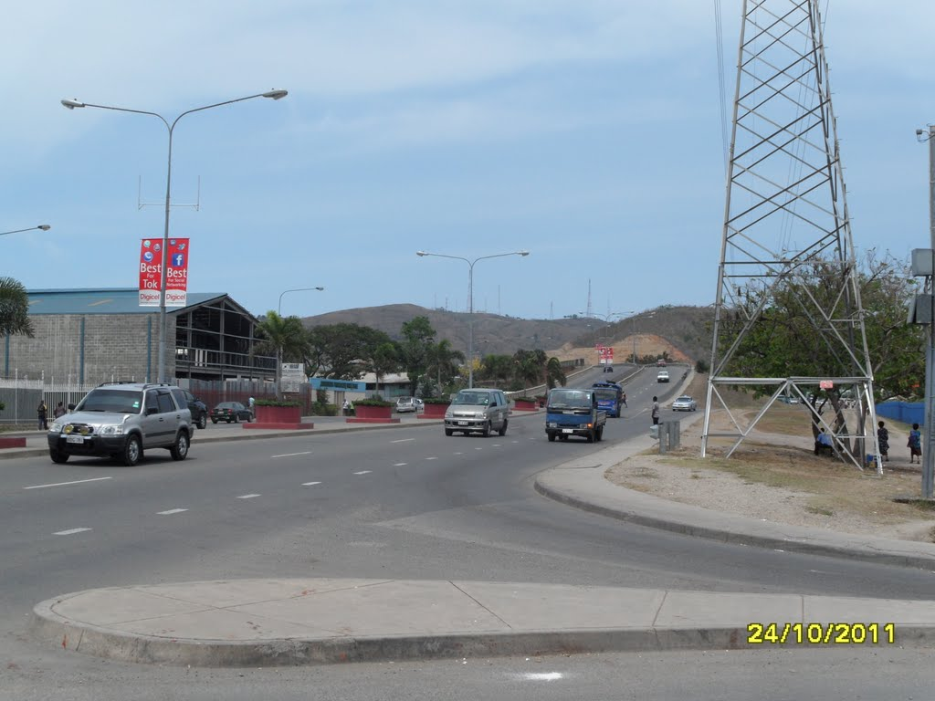 DATEC Megastore, in GORDONS looking from Poreporena Freeway, this.