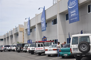 Malum Nalu: Datec's magnificent new Megastore in Port Moresby.