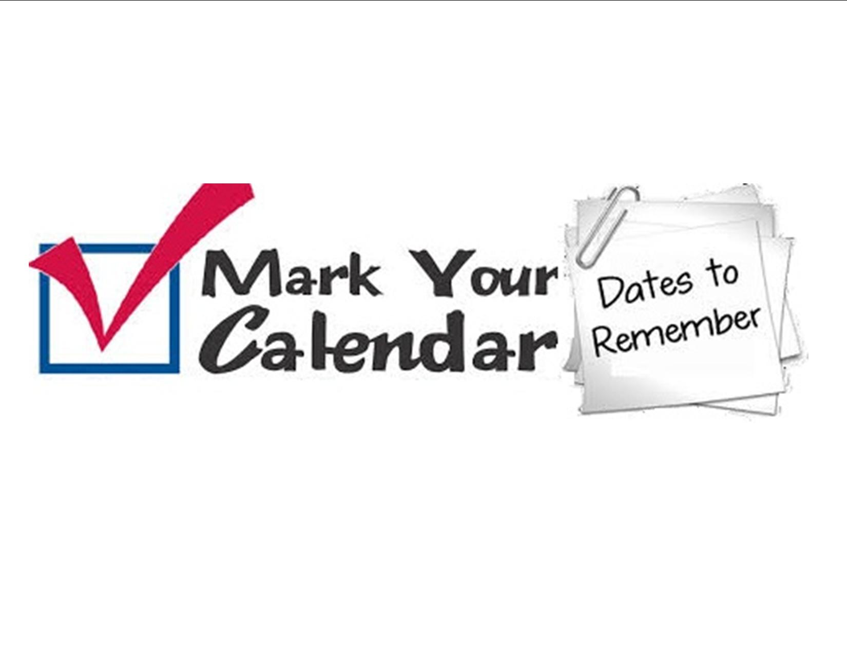Dates to remember clipart 1 » Clipart Station.