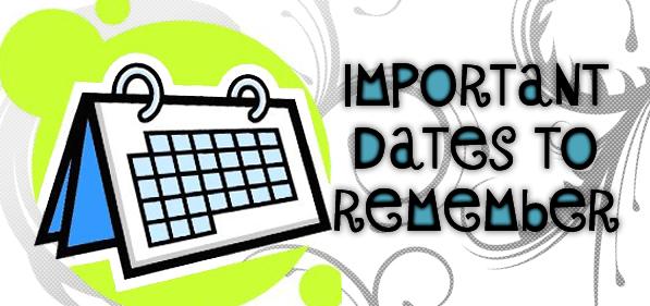 Date Clipart.