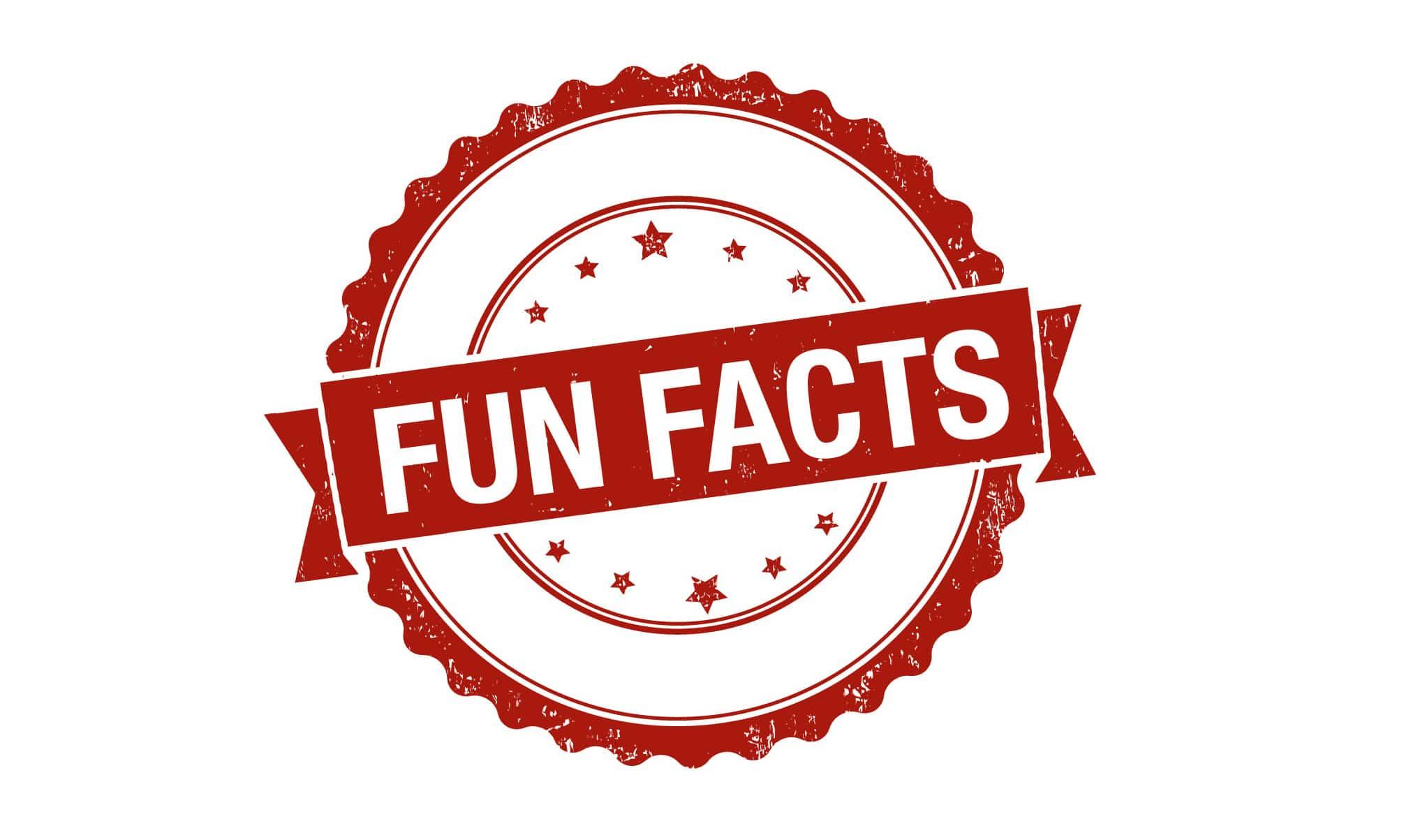 Fun Facts Clipart.