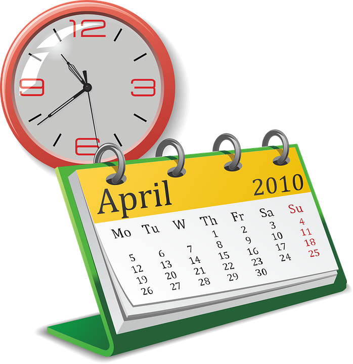 Free vector graphic: Clock, Watch, Date, Analog.