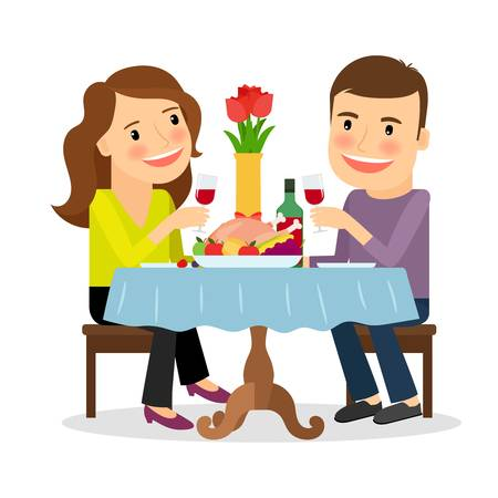 22,519 Dating Couple Cliparts, Stock Vector And Royalty Free Dating.