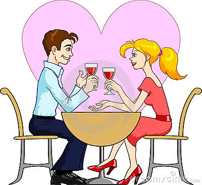 Dating Clip Art.