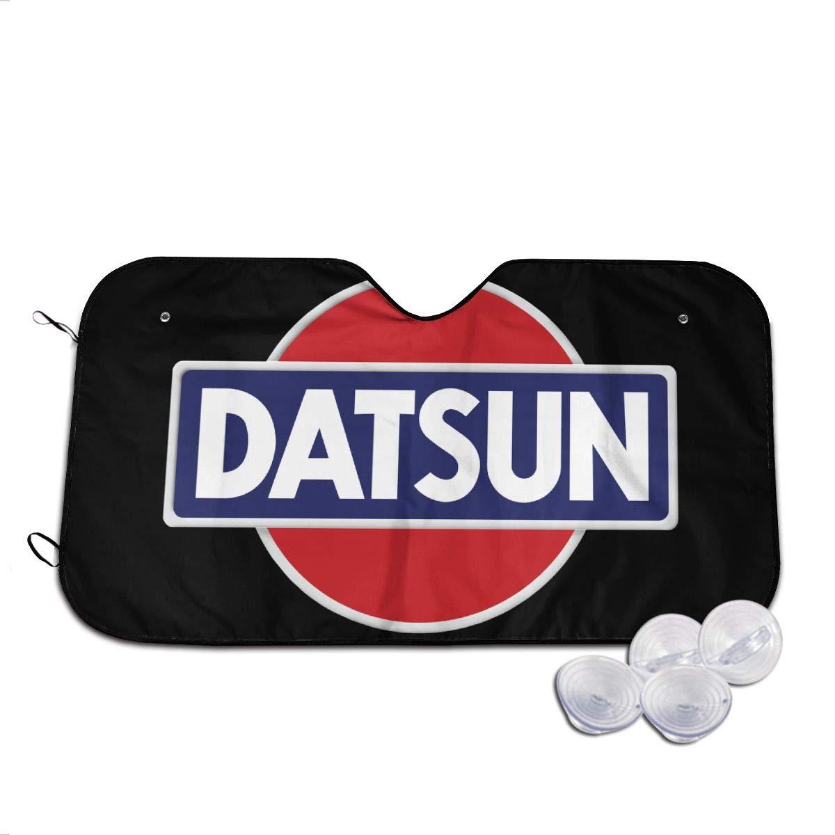 Amazon.com : Datsun Emblem Car Logo Car Foldable UV Ray.