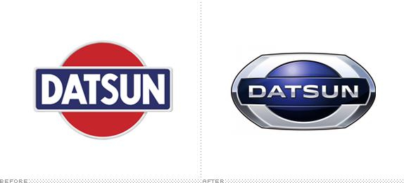 Brand New: A Datsun Logo Datsucks.