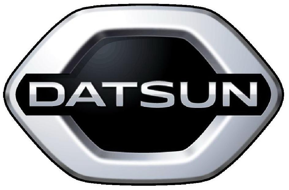 Datsun Logos.
