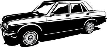 Datsun 240z Stock Illustrations.