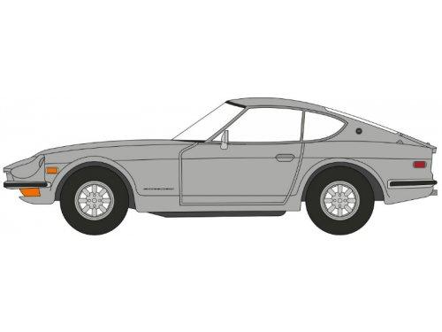 1:43 DATSUN 240Z Silver.