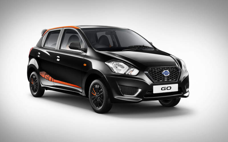 Datsun India Introduces Go & Go+ Remix Limited Edition.