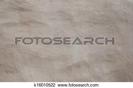 Stock Photo of Hand plastered wattle and daub k16010522.