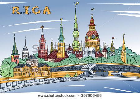 Daugava Stock Vectors & Vector Clip Art.