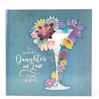 Daughter in Law Birthday Cards, Birthday Wishes for Daughter in Law.