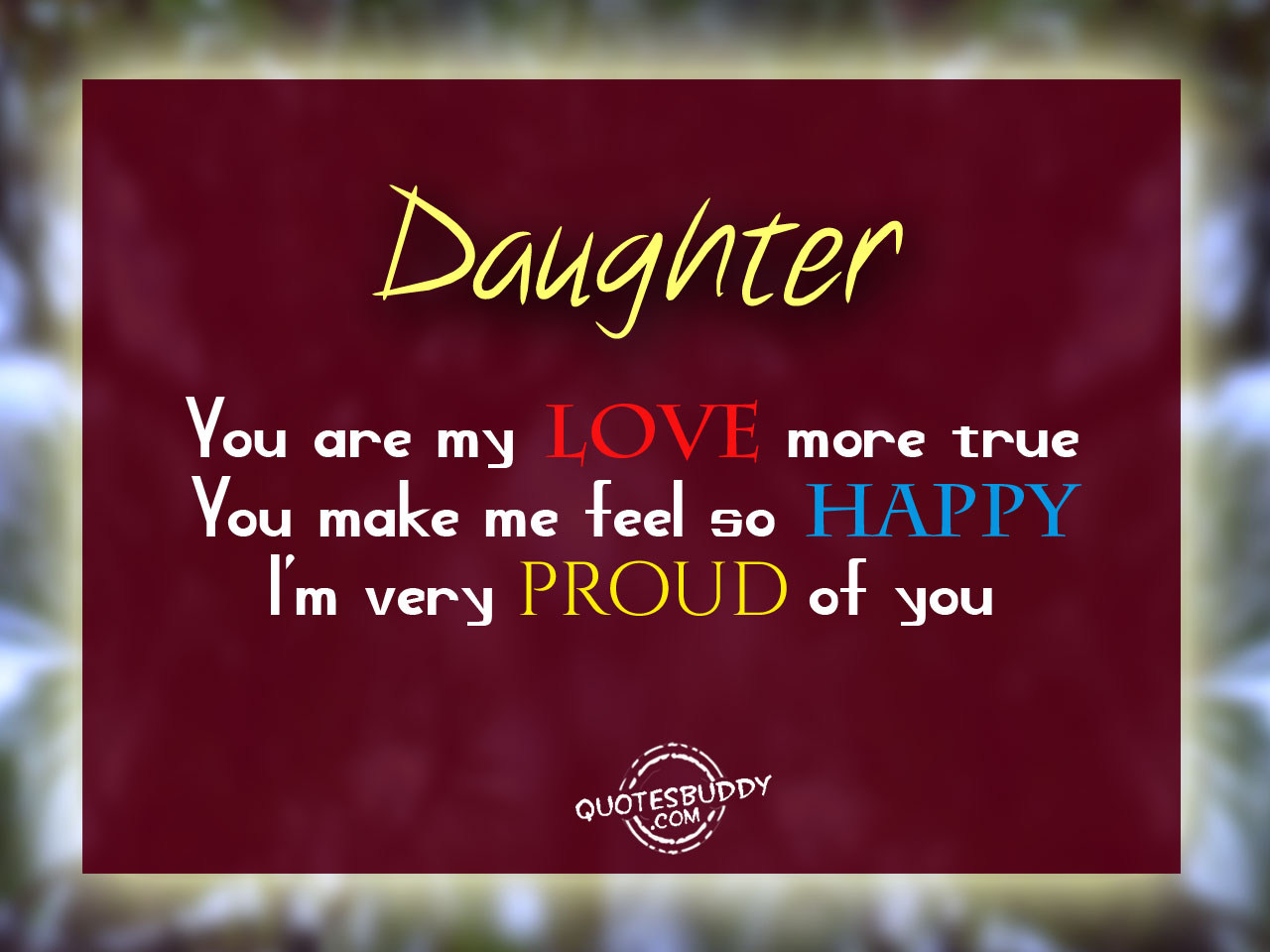 Daughter Quotes Clipart 20 Free Cliparts  Download Images -2904