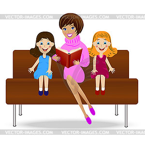 Daughters clipart.