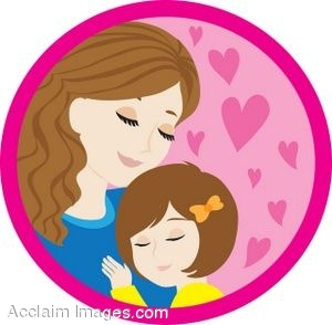 Love You Daughter Clipart.