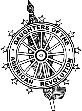 Daughters of the American Revolution vector logo.