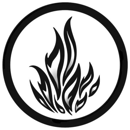 Dauntless symbol. this would be a good tattoo becuase if for.
