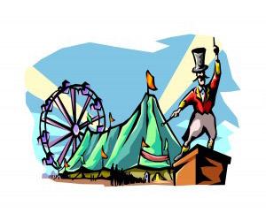Carnival Prizes Clipart.