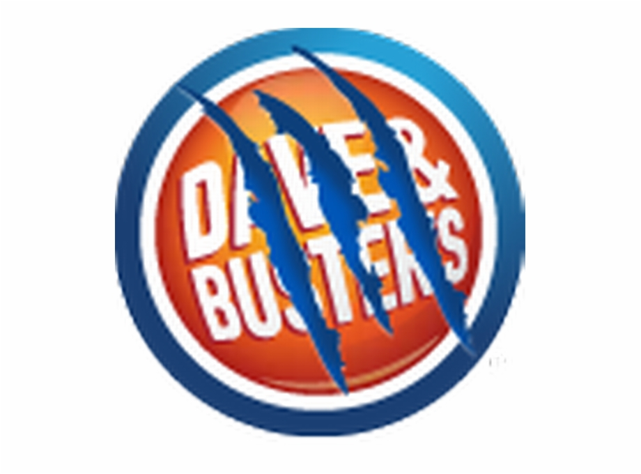 Dave And Busters Logo, Transparent Png Download For Free #4821067.