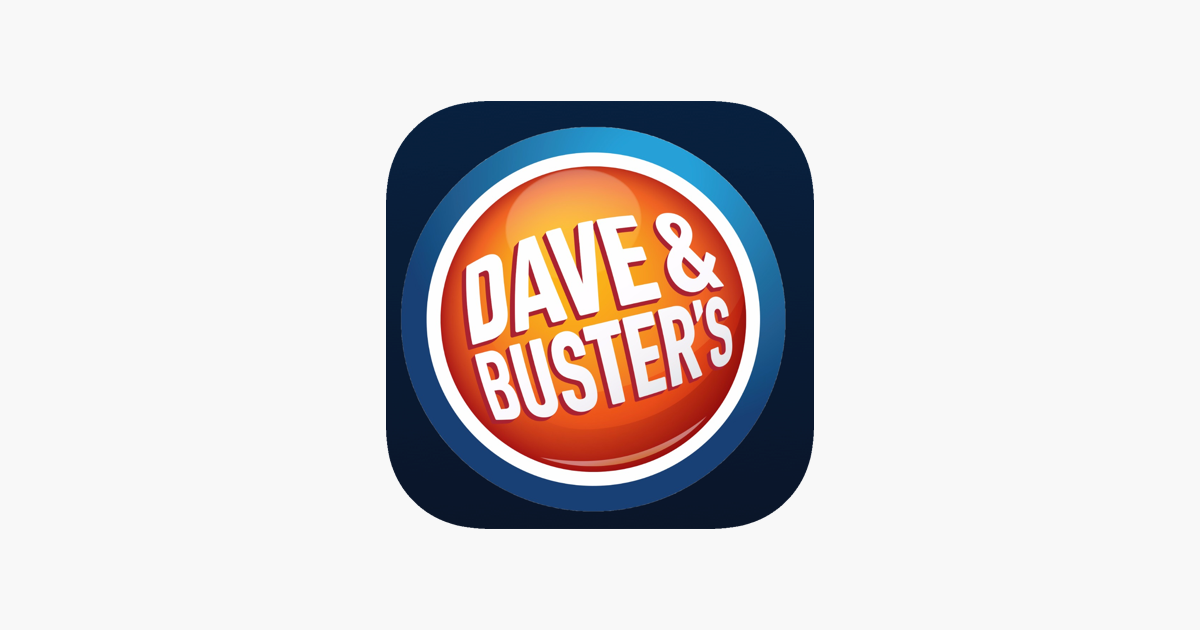 Dave & Buster's Charger on the App Store.