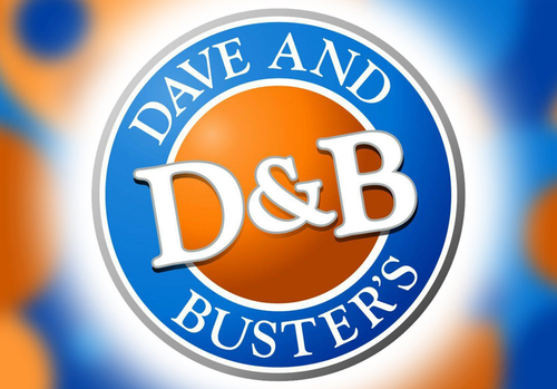 Dave and busters logo png 5 » PNG Image.