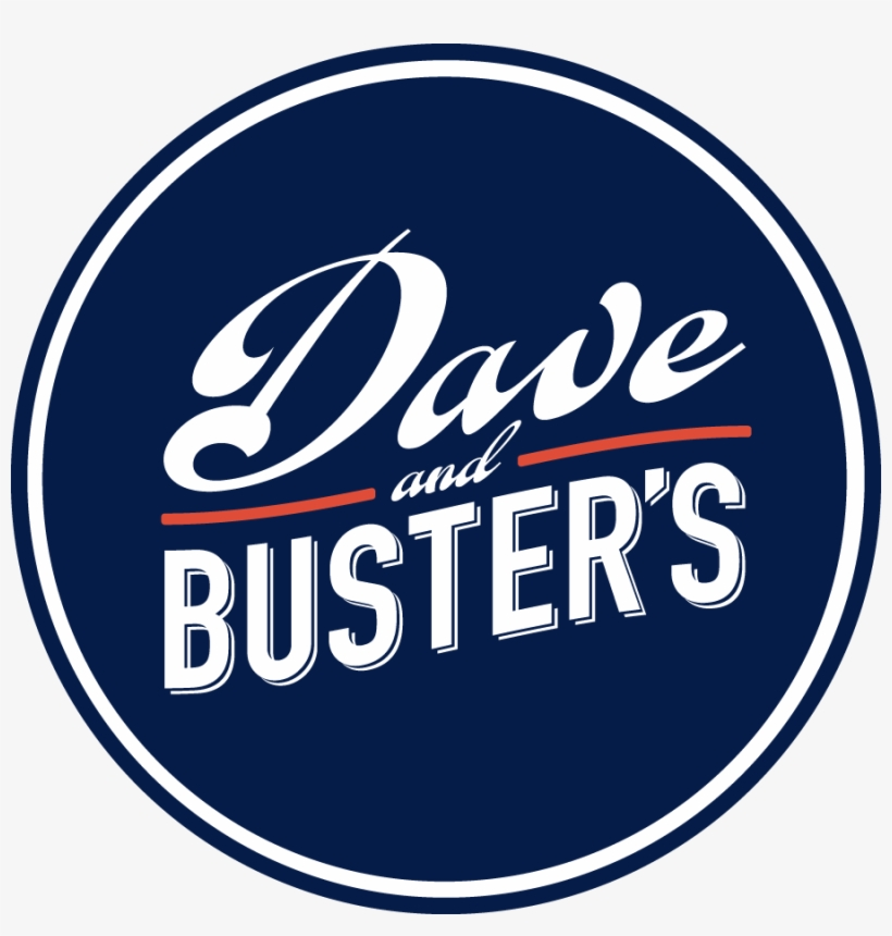 Dave & Buster's Logos.
